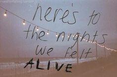 herestothenights